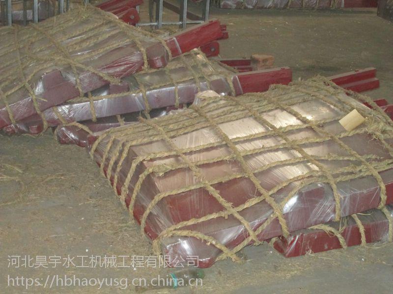 河北昊宇水工平面滑动铸铁闸门水利工程厂家报价