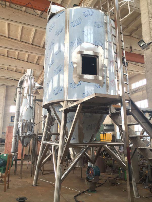 纳米氧化铝 生物肽 专用高速离心喷雾烘干燥机 常州统一干燥