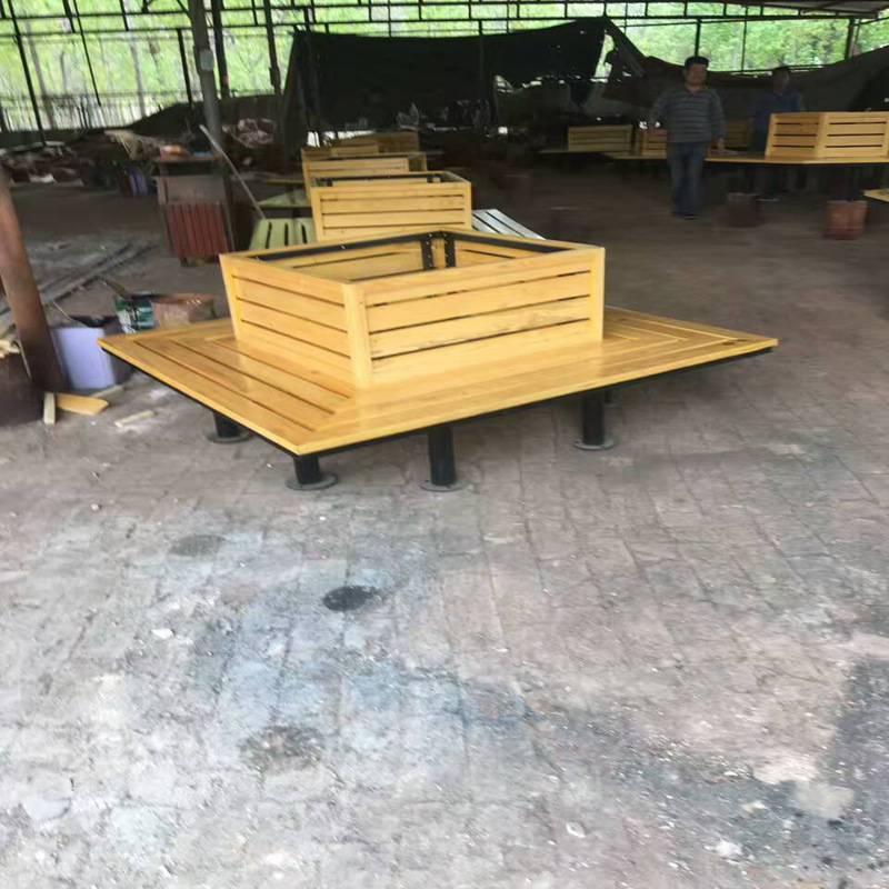 河北厂家花草木箱生产制造厂家,小区花箱规格型号,质优价廉