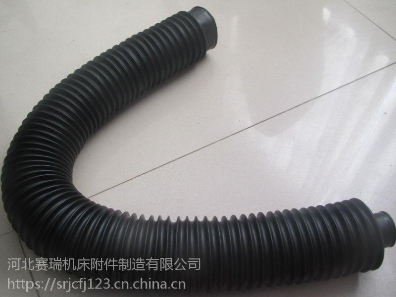 赛瑞丝杆圆筒式伸缩护罩