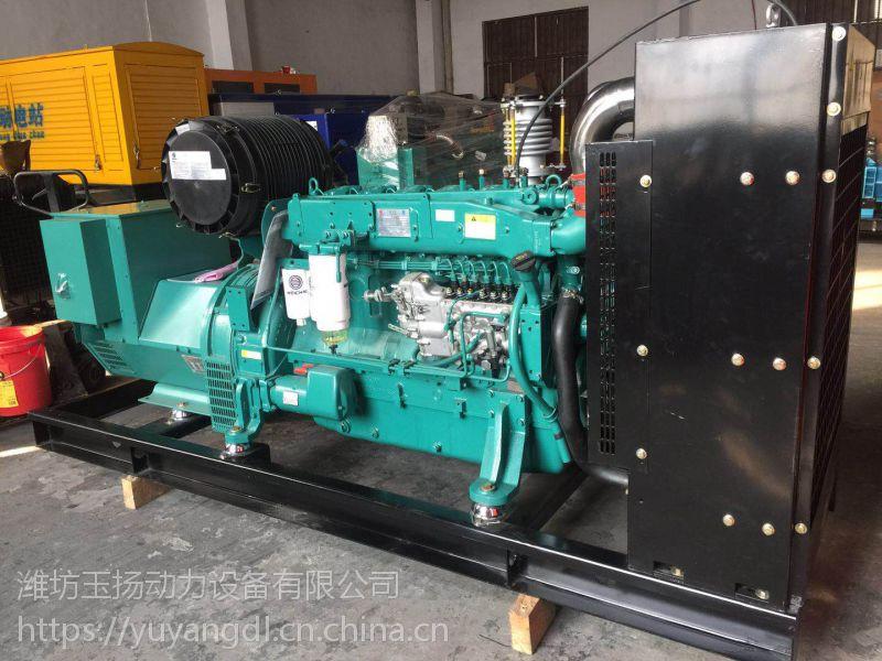 合肥200千瓦柴油发电机组 潍柴康明斯上柴等 型号齐全售后完善