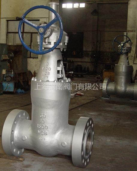 Z41Y-64C楔式闸板阀生产厂家 上海疆南阀门电站化工核电煤矿专用Z41Y-64C闸阀