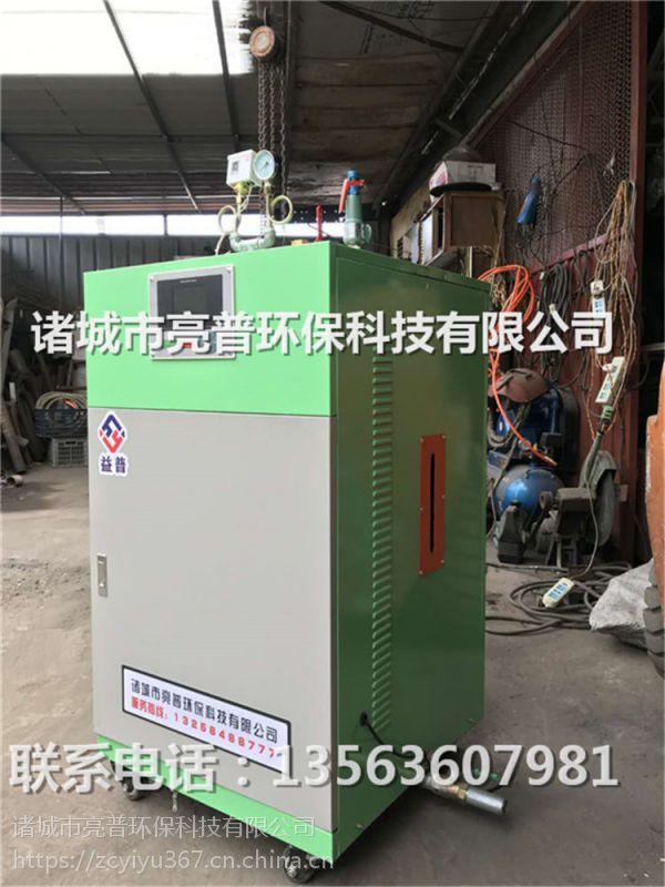 全自动蒸汽发生器亮普lp电加热快速产汽,自然循环