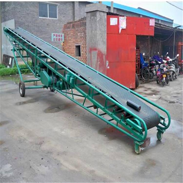 稻谷颗粒输送机 不锈钢食品输送机 x7