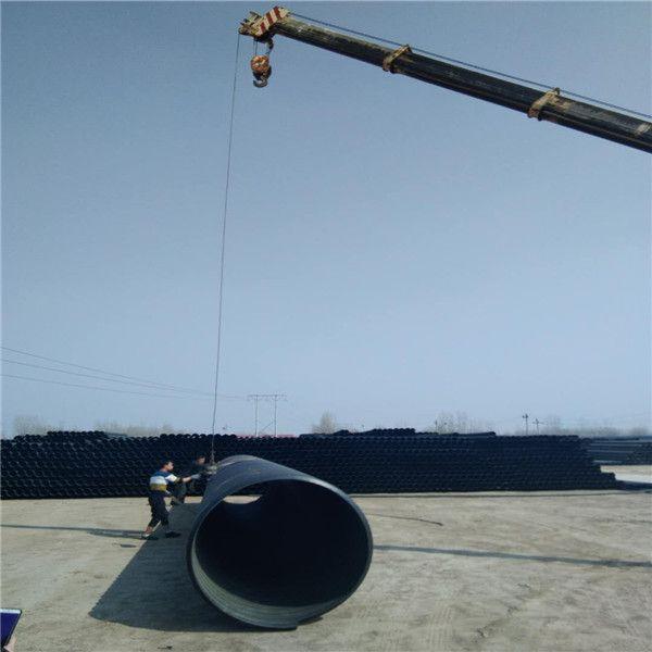 白城市DN400钢带增强螺旋波纹管品牌推荐