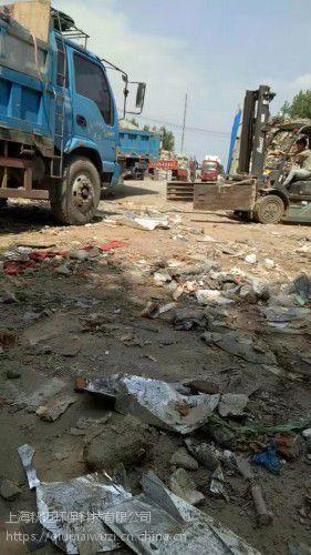 外高桥监督工业垃圾处理中心,保税区工业垃圾专业处理流程
