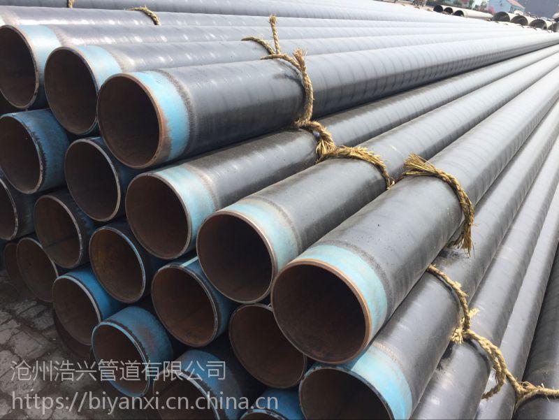 加强级3PE防腐无缝钢管市场价格