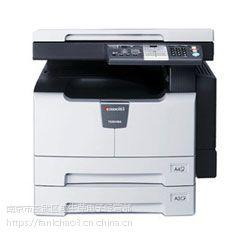 南京东芝复印机维修,打印黑糊糊上门维修全新粉盒更换
