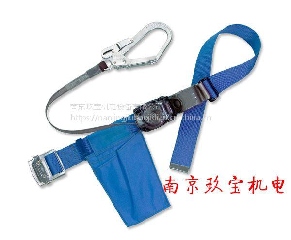 日本FUJII DENKO藤井电工安全带 TRN-OT599-BLK-BP原装南京玖宝销售