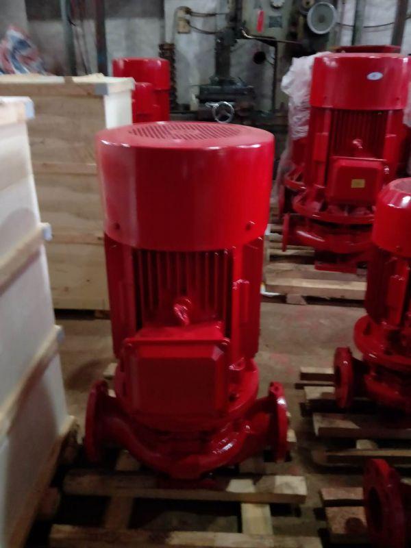 75KW消火栓泵压力XBD10.8/40G-L批发价格(带3CF认证)AB签。