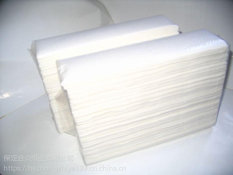 大连供应擦手纸 42克 100抽 木浆耐湿不破