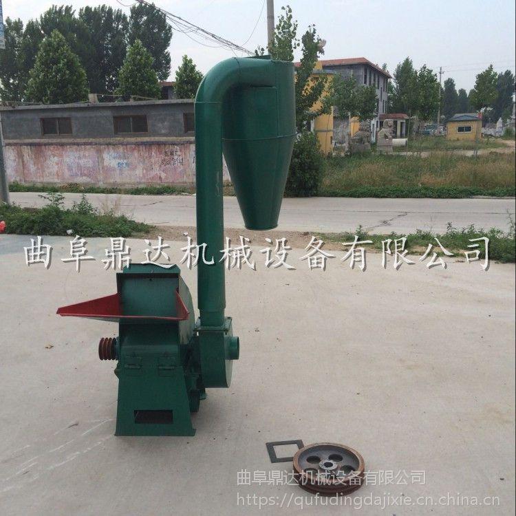 供应340型锤片式粉碎机 除尘环保型饲料粉碎机 鼎达牌