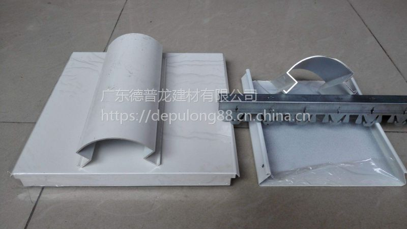 中国海油加油站加油网棚S型斜边300铝板防风有什么独特