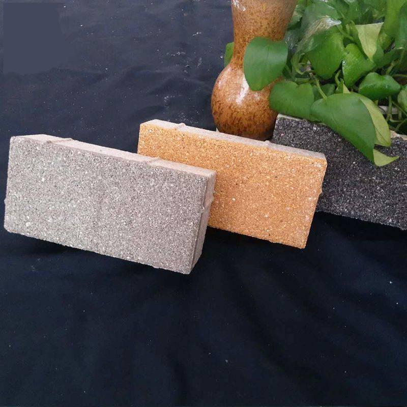 众光生态陶瓷透水砖厂家图片透水砖价格众光透水砖规格