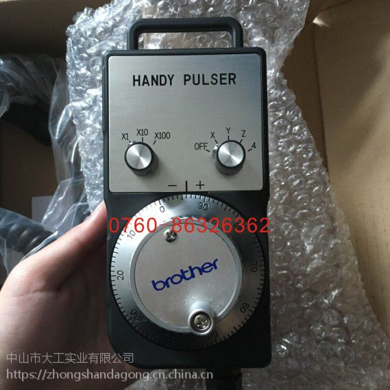 兄弟机Brother电子手轮 HP-V01-2Z1-PL0-300-34E
