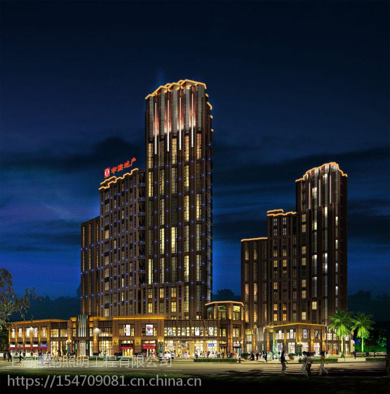 杭州上城区建筑照明设计、杭州市大楼灯光,照明工程,灯具水晶灯,楼宇灯光,亮化工程,道路高杆灯,广告灯