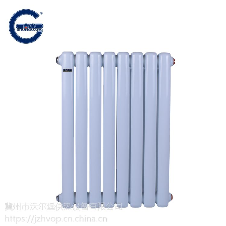 春光暖气片 衡水冀州厂家直销 钢铝复合散热器