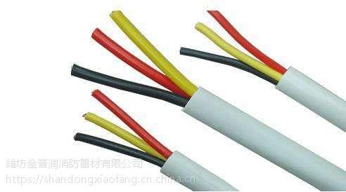 青岛电线电缆即墨RVVP屏蔽软线供应商