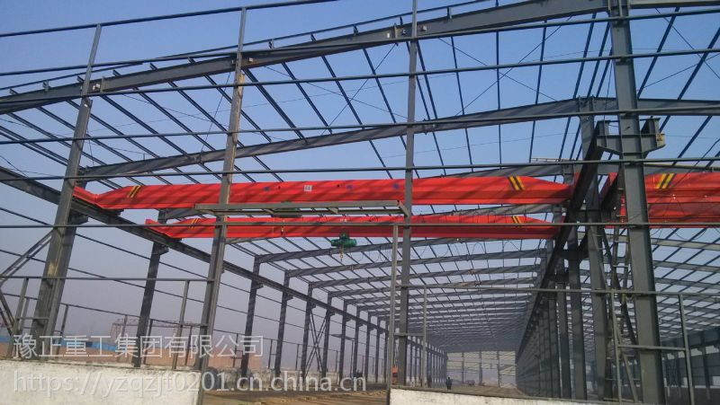 浙江5吨单梁桥式起重机生产厂家—豫正起重
