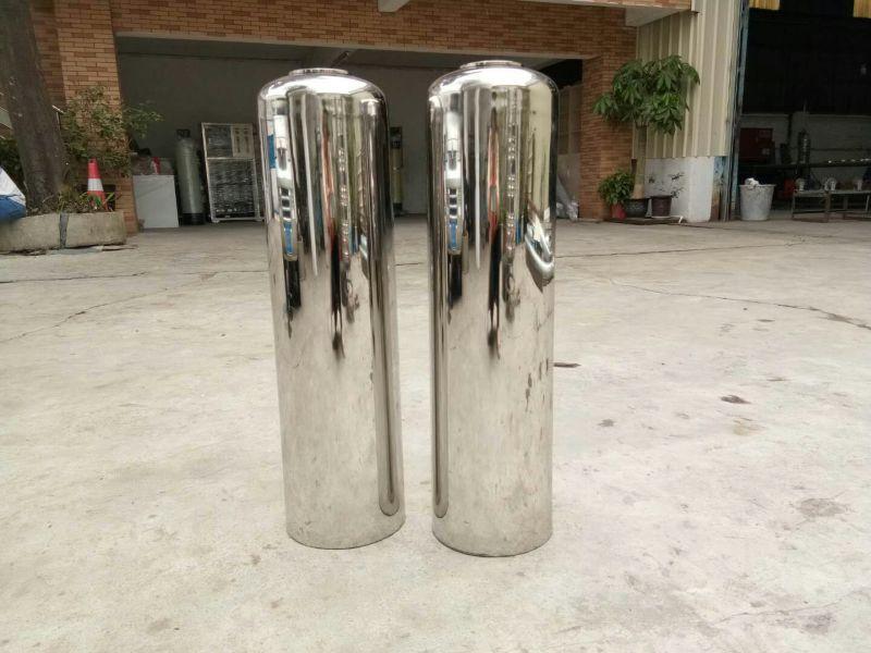 现货批发湖南/四川广西/贵州仿玻璃钢桶过滤器正宗304不锈钢材质清又清
