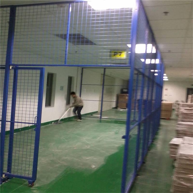 铁护栏网 护栏网图片 河北铁丝围栏