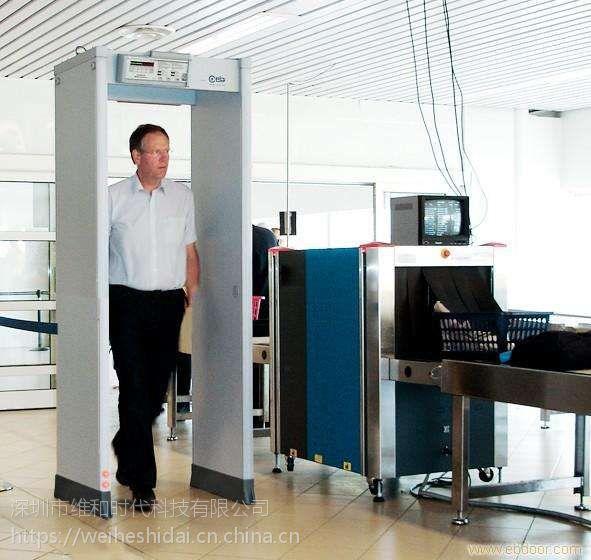 维和时代代理的起亚CEIA品牌SMD600型金属安检门