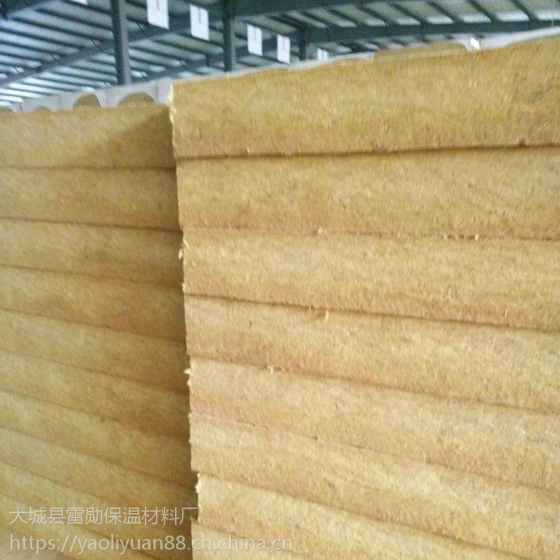 厂家介绍岩棉板在工程上用在什么地方
