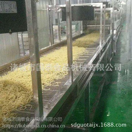 热干面设备厂家 蒸煮热干面机器生产线
