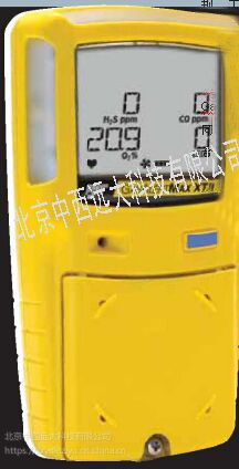 中西供带泵带充电四合一气体 型号:XX12-XT-4 库号:M406780