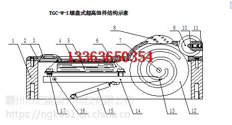 TGC-WS-I轨距尺  TGC-W-I型铁路轨距尺  铁路方尺 汇能