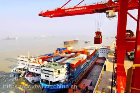 东莞市行通国际物流越南专线