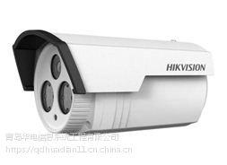 黄岛大学校园监控安装、海康威视摄像头、正品安装