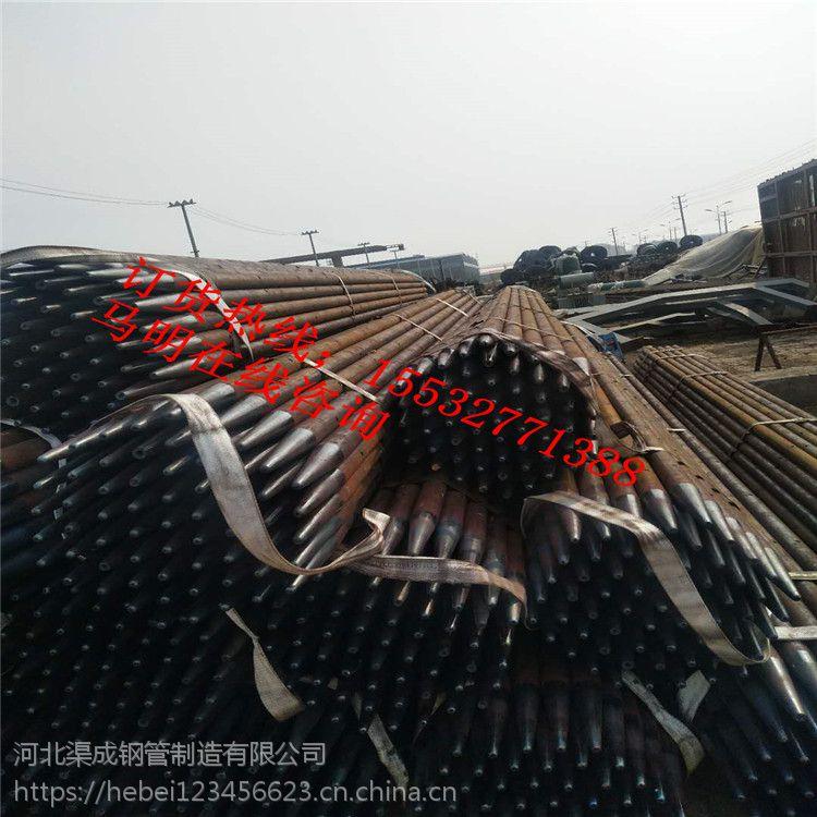 隧道Q235钢花管注浆采用需隔环注浆的方式进行注浆
