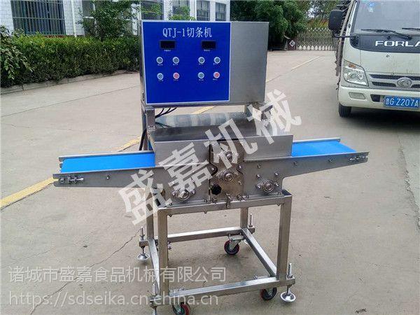 350型冻肉切丁机 切丁机 果蔬切丁机 多功能肉类切片切条机