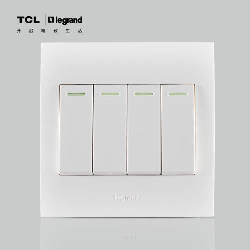 昌吉州TCL罗格朗电气总代理