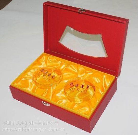 深圳牛皮纸盒茶叶盒精装盒包装盒工艺品精品盒厂家