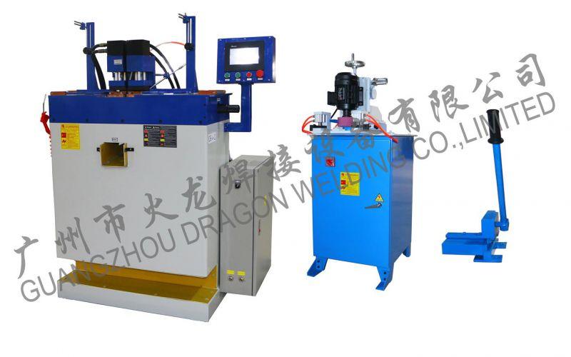 锯带对焊机UNB-100KVA焊接金属锯条广州火龙
