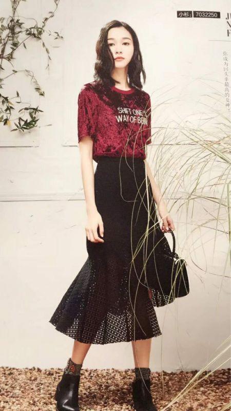 太平鸟女装加盟新作女装品牌加盟时尚女装批发一手货源