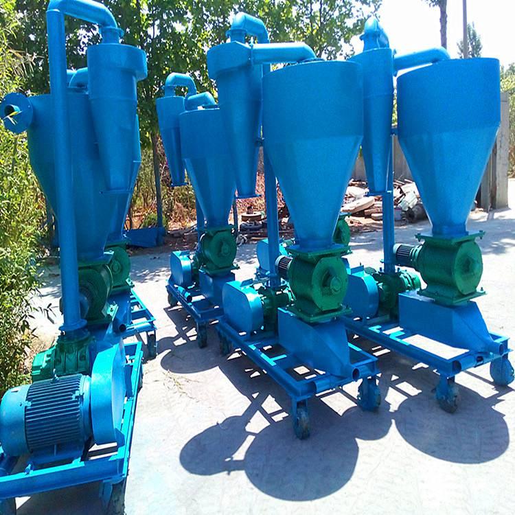 [都用]棉花籽气力吸粮机 饲料粉吸粮机 玉米小型气力输送机