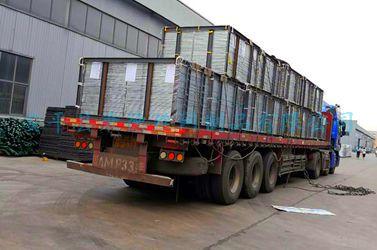 机器压焊 Q235热镀锌钢格栅板 河北安平实体厂家 规格尺寸型号定制生产