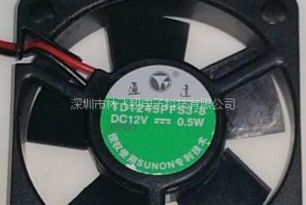 林飞翔供应全新欣瑞联 12V 0.06A RDL5012S1 5012小型散热风扇现货