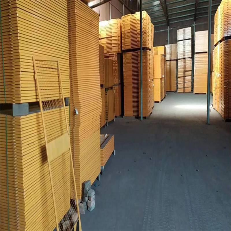 厂家定制临边护栏 工地防护网 基坑围网