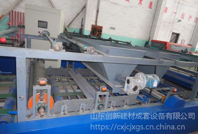 山东创新供应家禽业保温板生产线设备、保温板机械制造