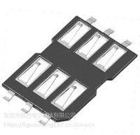 东莞 SOFNG SIM-005 尺寸:13.3mm*8.8mm*0.5mm SIM卡连接器