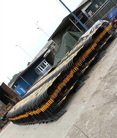 深圳施工铁马 施工护栏 道路市政工程铁围栏 临时移动隔离栏