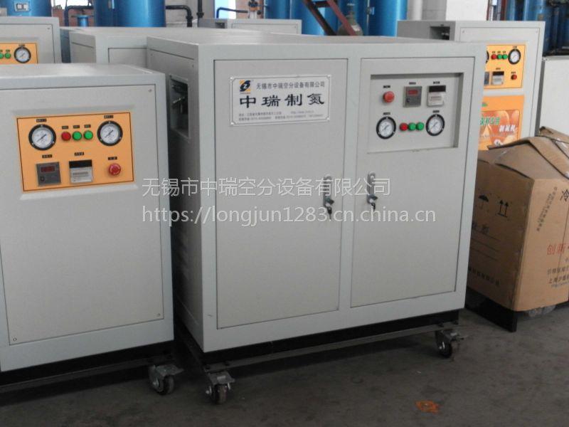 河北邯郸箱体式生鲜糕点食品保鲜包装生产氮气机械设备