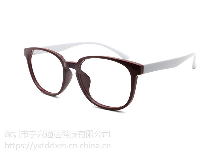魅尔康新款负离子护目眼镜 TR90防蓝光保健能量眼镜贴牌定制生产厂家
