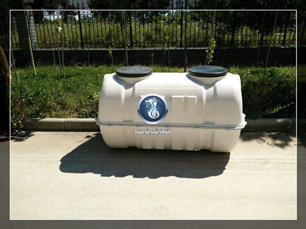 【农村化粪池基本参数】阔龙环保厂家农村改厕化粪池的基础知识