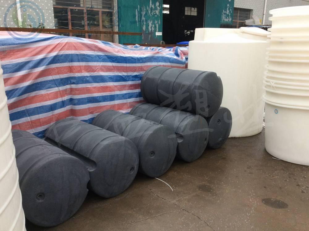 海上直径1米浮球 山东管道浮球 厂家热销PE浮体