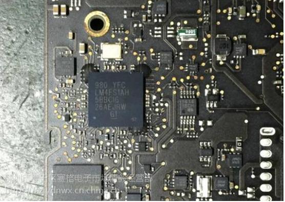 深圳华强北苹果笔记本电脑a1465不开机维修